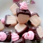 6pcs - Mini Cake Ice Cream..