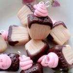 6pcs - Mini Cake Ice Cream ..